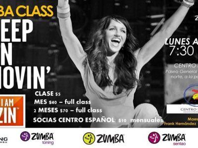 Inscribite a nuetras clases de Zumba